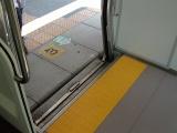 乗降口の段差