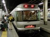 上野駅の「カシオペア」