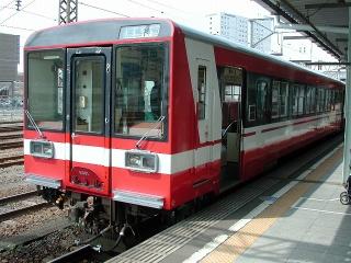鹿島臨海鉄道の6000形気動車